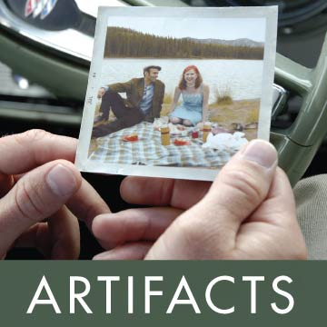 artifacts dvd cover